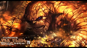 The Thing by ImaGine-GFX