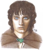 Frodo II by LatinPrincess17