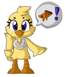 Chica the Chick by ShyShyOctavia