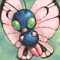 butterfree by SailorClef