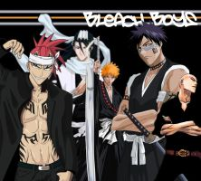 Bleach Boys by SDFWHATUP
