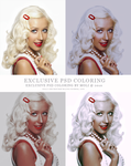 EXCLUSIVE PSD COLORING by FATIGUELESS