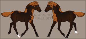 Nordanner Foal A1635 by soulswitch