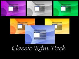 Classic Kdm Pack by Untergunter