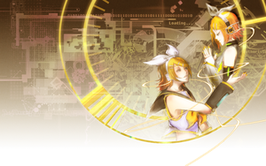 kagamine rin by only-Well-done