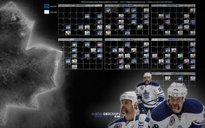 Brown 2011-12 TML Schedule by bbboz