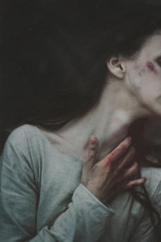 Their hatred left bruises by NataliaDrepina
