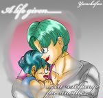 Bulma and Pants: Live for me by YamchaFan91