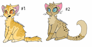 Adoptables #2 (CLOSED) by BadWithIdioms