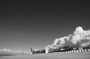 Cityscape of Oostende by lux69aeterna