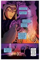 The Hybrid Conspiracy Page Two by BenBrush