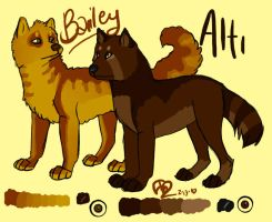 OPEN Wolf Adopts [DTA / $2 / 200pt] by craesin