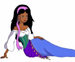 Esmeralda by rainbow-magic