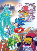 Sonic Adventure by Ziggyfin