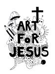Art  for Jesus by minidynz