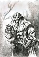 Hellboy3 by Adrianohq