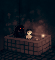 Bath by CuteReaper