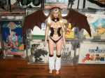 SUCCUBUS    Castlevania: Lament of Innocence   III by Zpartuss