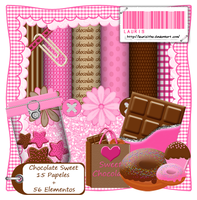 Scrips Chocolat by Laurizitha