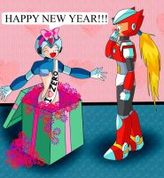 Rockman says... n_n by princesayuuki