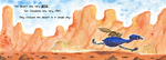 They Crossed the Desert in a Single Day by Trinosaur