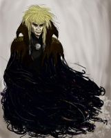 Jareth: The Magic is Over. by naydshiko