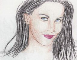 Liv Tyler by Golden-Plated