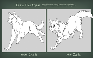 Draw This Again (2009/2014) by Feyrah