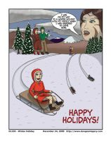 Happy Holidays by DungeonWarden