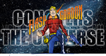 Flash Gordon Conquers the Universe! by victorgrafico