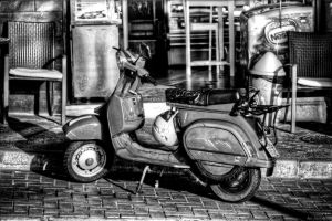 Scooter HDR by KrisSimon