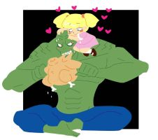 LOVE IS A CROC by BACBAC-MIKI