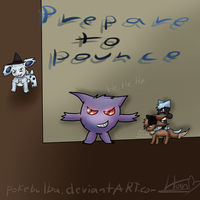 Halloween Mission 3 by pokebulba