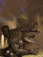 Croc by Wiggers123