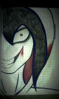 Jeff the Killer - old drawing by BloodieTheKiller