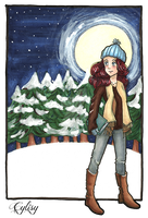 Winter by CylisyAmeliaCardean
