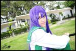 Saeko Busujima of Highschool of the Dead by LeeKeiki