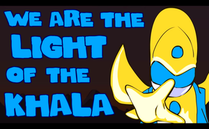 SCs: We are the light of the Khala! by 16thSquadSanseki