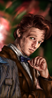 The Eleventh Doctor by miss-mustang