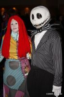 DC2009 - Jack and Sally by SchroTN