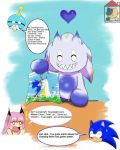 What did You learn Cometah. - Sonic. by HouseCatToshimurra