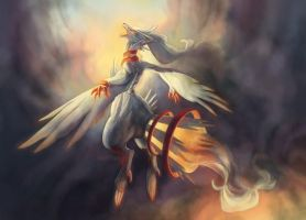 Reshiram: The Final Impact by lunasnightmare