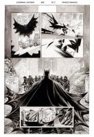 Superman Batman pg 2 by manapul