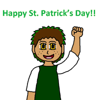 Happy St. Patrick's Day by AnOptimisticSnarker