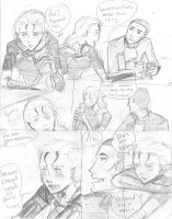 Drunk Tali: Tali talks about her Father by QuarianGypsy