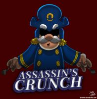 Assassin's Crunch by geogant