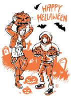 Life is Strange - Happy Hellaween by Maarika