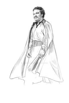 Lando Calrissian by jasonpal