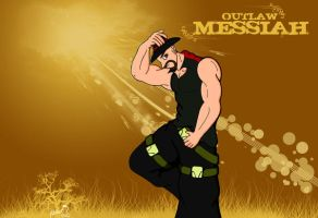 Outlaw Messiah by Adder24