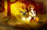 Hallow Doll'y by Toefje-Kunst